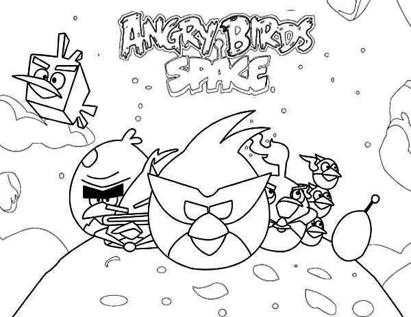 Pin By Christman Brimley On Angry Birds Space All Birds Coloring Page Bird Coloring Pages Space Coloring Pages Coloring Pages