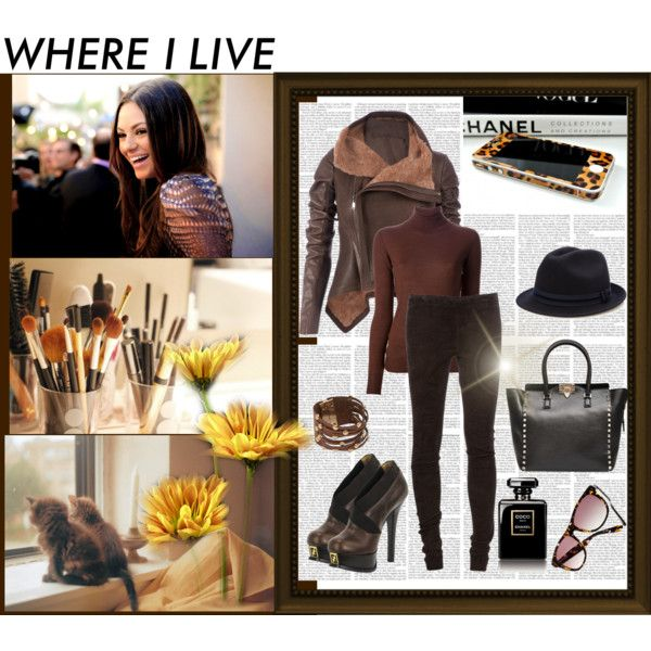 """""""Where i live, is where i walk, where i breath, where i laugh, where i love, where i feel, where i drink, where i party, where everything is just an expression of myself!!!!"""" by xenia-makridou on Polyvore"""
