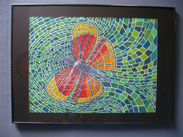 Butterfly | by Institute of Mosaic Art