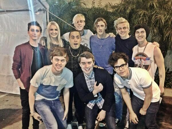 Midnight Red and R5