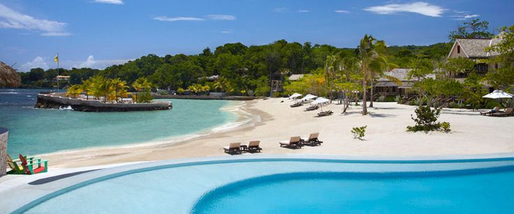 GoldenEye is located in Oracabessa Bay, on the north coast of Jamaica