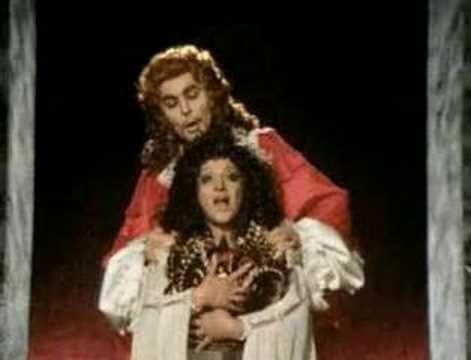 """""""Pur ti miro, pur ti godo."""" Monteverdi."""