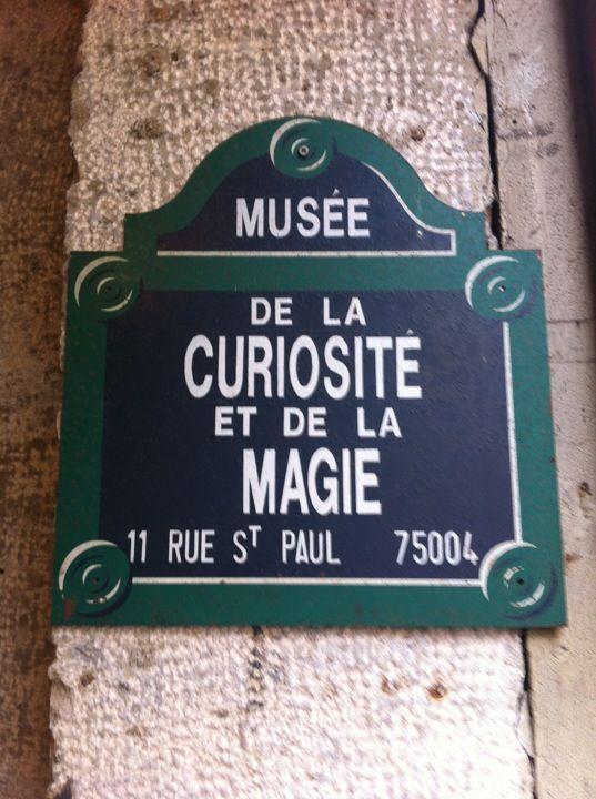 Musée de la Magie in Paris, Île-de-France - magic Paris