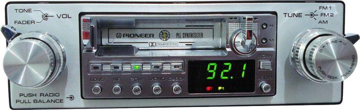 VINTAGE PIONEER CAR STEREO KE-6100