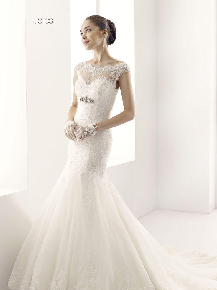 GLAMOUR JOLLIES-14 abiti da sogno, per #matrimoni di grande classe: #eleganza e qualità #sartoriale  www.mariages.it