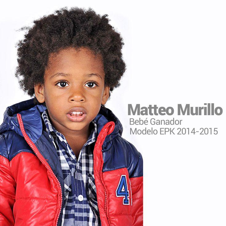 #MatteoMurillo , #Ganador de #ModeloEPK 2014-2015 categoría Niños e imagen de la próxima Colección de Otoño Invierno.#TutambiénpuedeserModeloEPK #Convocatorias2015