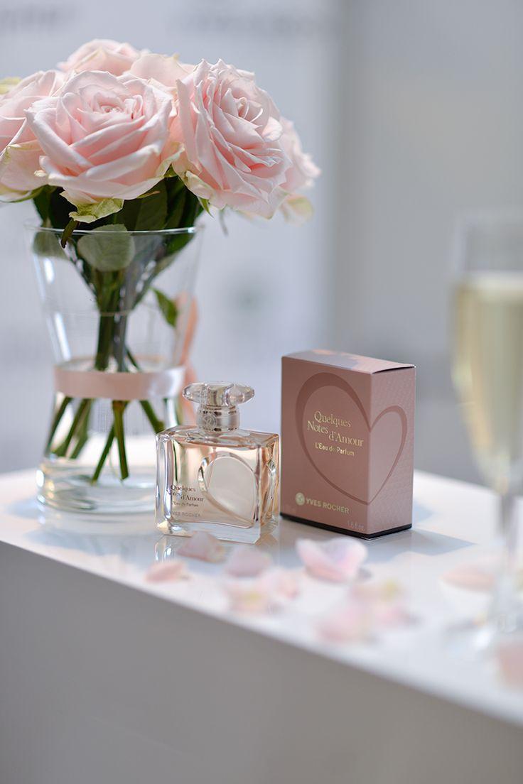 Quelques Notes d'Amour | Il nuovo profumo della Yves Rocher