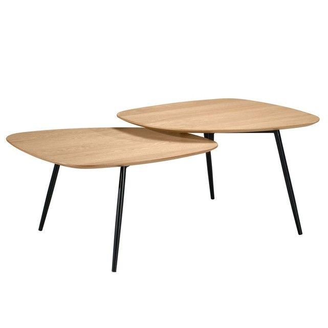 Table Basse Loken Rendez Vous Deco Table Basse Design Table Basse Table Basse Verre