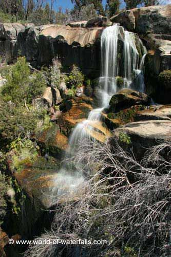 Gibraltar Falls was memorable to both Julie and I because it was the lone publicly accessible significant waterfall in the ACT (Australian Capital Territory) that we were aware of.  In fact...