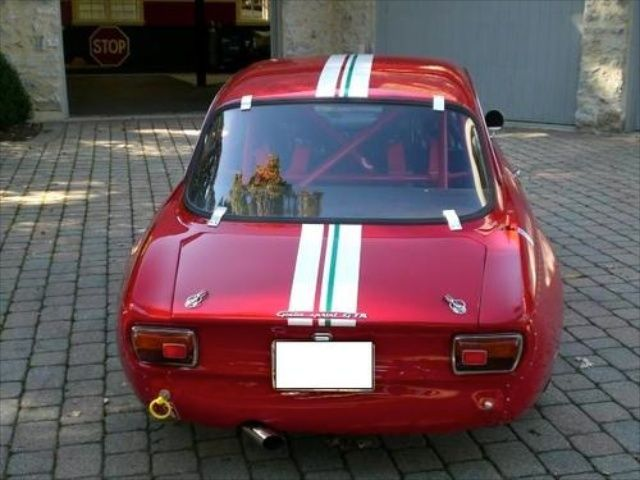 1973 Alfa Romeo GTAm For Sale Back