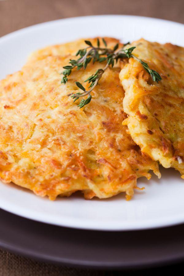 Mrkvové placky - Recept pre každého kuchára, množstvo receptov pre pečenie a varenie. Recepty pre chutný život. Slovenské jedlá a medzinárodná kuchyňa