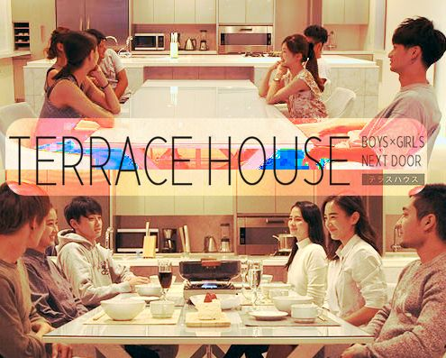 Mundo da Móguih #blog Terrace House Reality Show Japones…