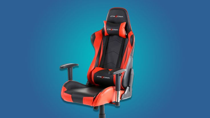 Those Ugly Racing-Style Gaming Chairs Are So Dang Comfortable