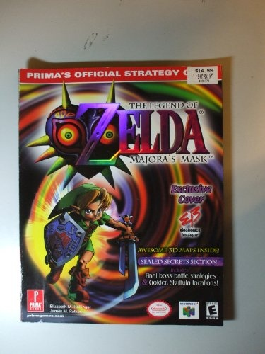 The Legend of Zelda – Majora's Mask (Prima's Official Strategy Guide) « Library User Group