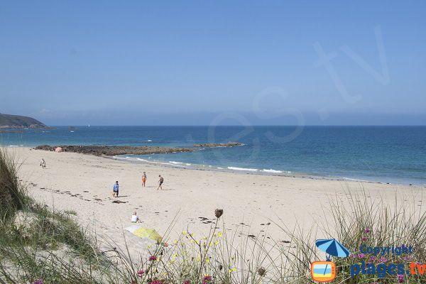 plages sauvages erquy | Plage du Guen - Lanruen Erquy (22) Côtes-d'Armor Bretagne - Plages.tv