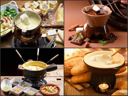 Indulge in a #cooking #experience that's fun-filled by preparing the lip-smacking #food the #Fondue way - >  http://www.pioneerchef.com/food-2/the-basics-of-fondue/