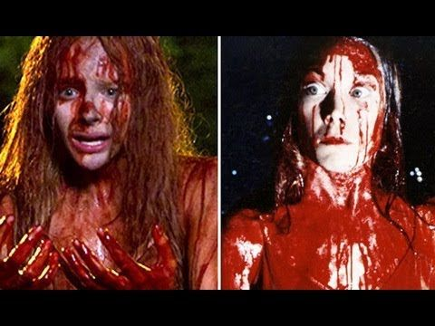 Carrie 1976 vs. Carrie 2013.