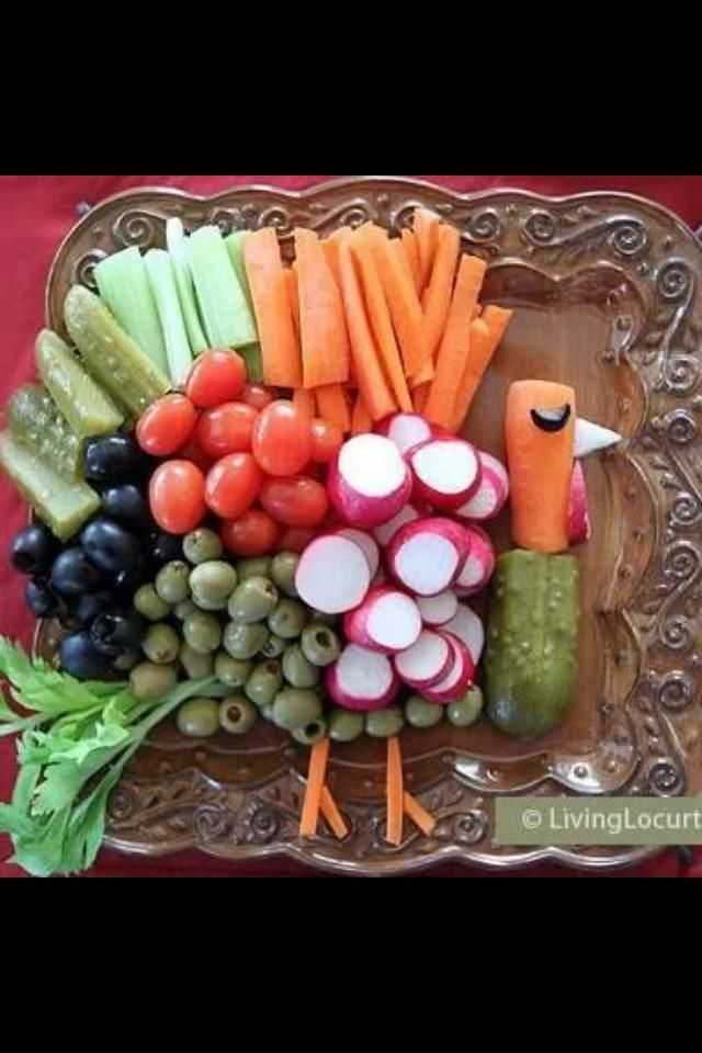 Another Veggie Turkey