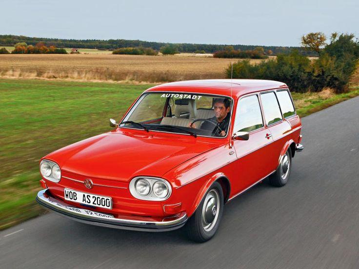 VW Typ 4: Kaufberatung, Bilder und technische Daten   – In meiner Kindheit…