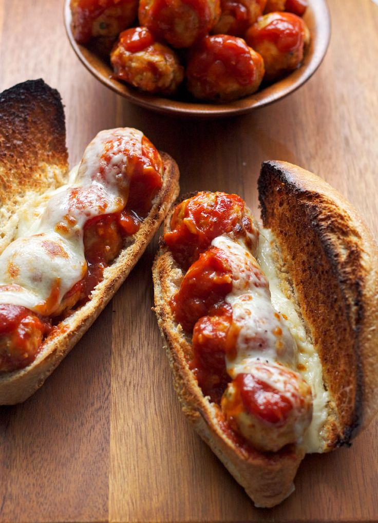 Meatball Sandwich Recipes Hubs