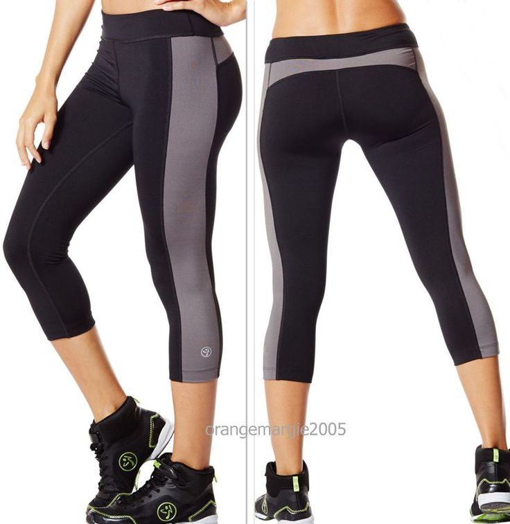 Zumba Fitness Leggings: 49 Best Zumba Capri Leggings Images On Pinterest