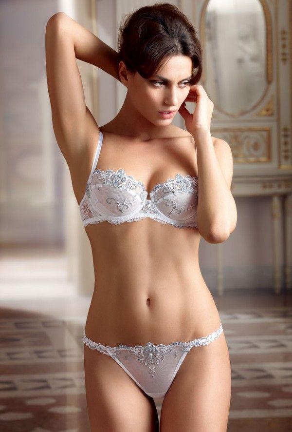 Sexy White Lingerie..