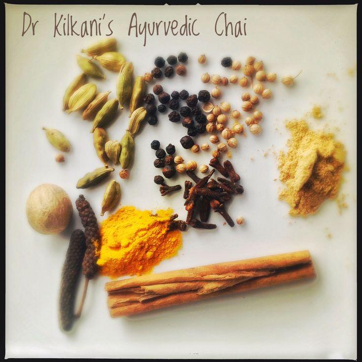 Dr. Kilkani's Ayurvedic Chai