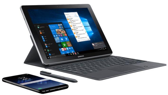 Samsung Galaxy Book 2 Is A 2 In 1 Hybrid Laptop Powered By Qualcomm Snapdragon 850 Galaxy Book Galaxy Samsung Galaxy