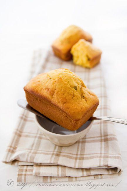 Mini plumcake per la colazione: soffici, leggeri e gustosi - Trattoria da Martina - cucina tradizionale, regionale ed etnica