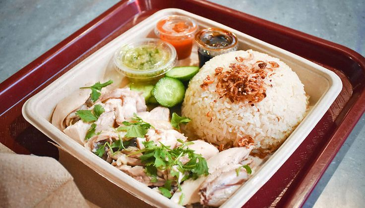 Hainan Chicken recipe from Side Chick