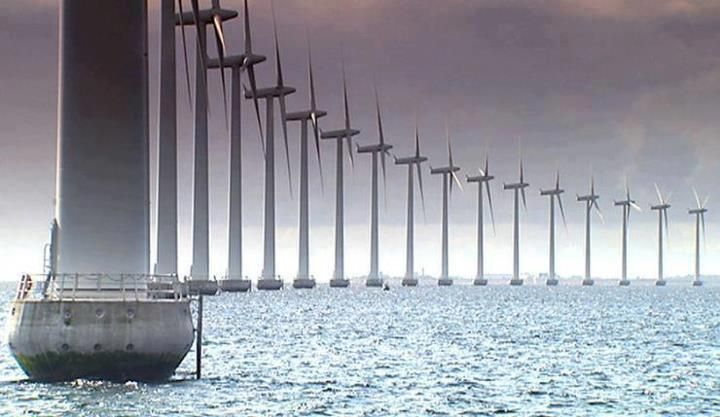 25 percent of Denmark is now powered exclusively by wind    Denmark is no stranger to green energy, but this latest news is something special. With its latest 3.6 megawatt offshore wind turbine up and running, Denmark has just stepped over the one gigawatt wind energy threshold. That's almost enough power to send a Delorean back in time, and it also just happens to be a full 25 percent of Denmark's entire energy needs.