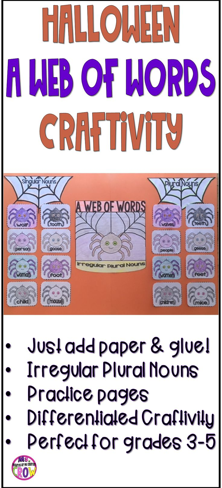Workbooks making words plural worksheets : Best 25+ Irregular plural nouns ideas on Pinterest | Irregular ...