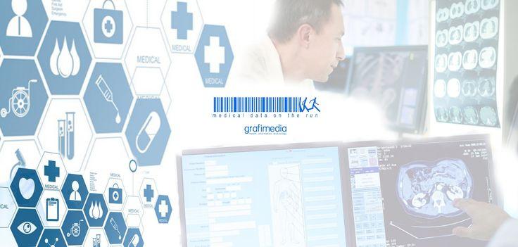 #Grafimedia develops, installs and supports #digital #healthcare & #medical #information #data systems & #technology.  www.grafimedia.eu
