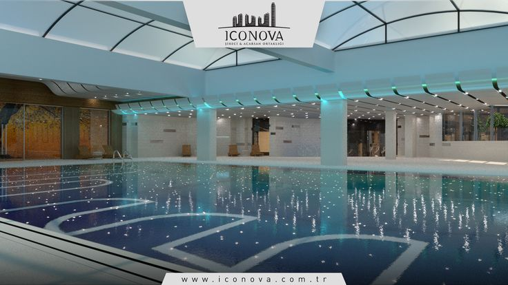 Yaz kış aktif olan açık - kapalı yüzme havuzlarımız ile daime zinde kalacaksınız. #iconova http://goo.gl/xQ9oMw