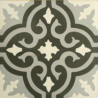 Design Tegels, Portugese tegels:  VN Gris 1