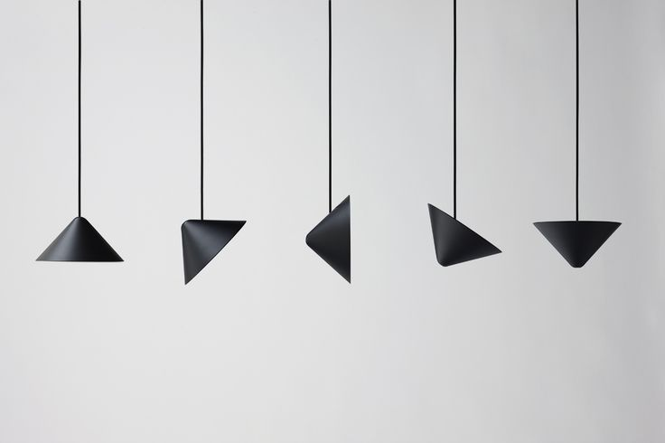 """The """"Nod"""" series features a slit that allows the lamps to be adjusted to any angle, giving the consumer full control over the direction of the light."""