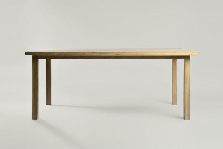 Moromou.pl Table Shogun Solid Wood Furniture