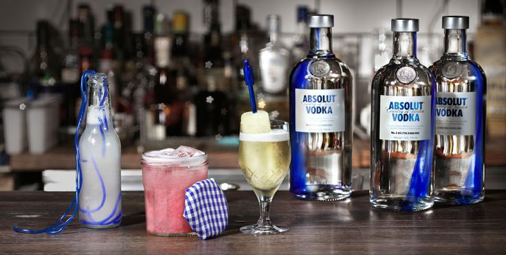 Absolut - Vodka in Portugal www.estadoliquido.pt