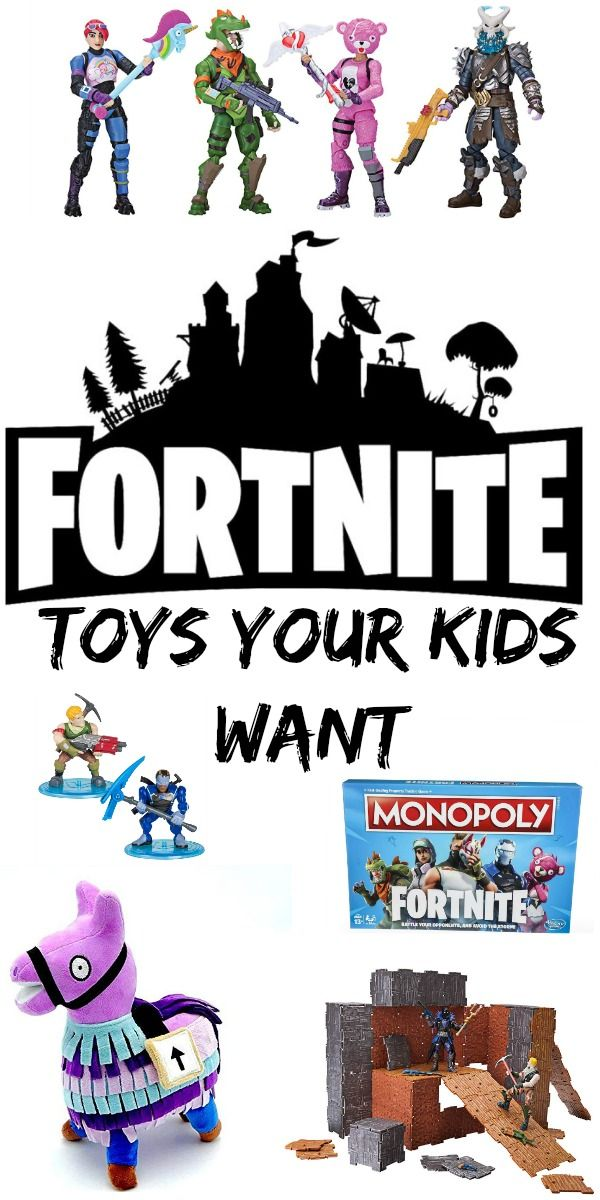 The Fortnite Toys Your Kids Want For Christmas Toys Fisher