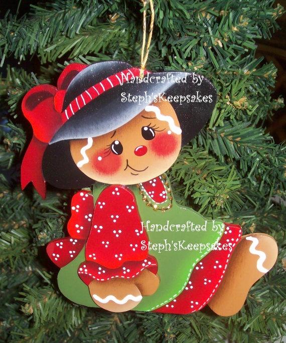 GALLETAS NAVIDAD GENGIBRE - Christmas Gingerbread