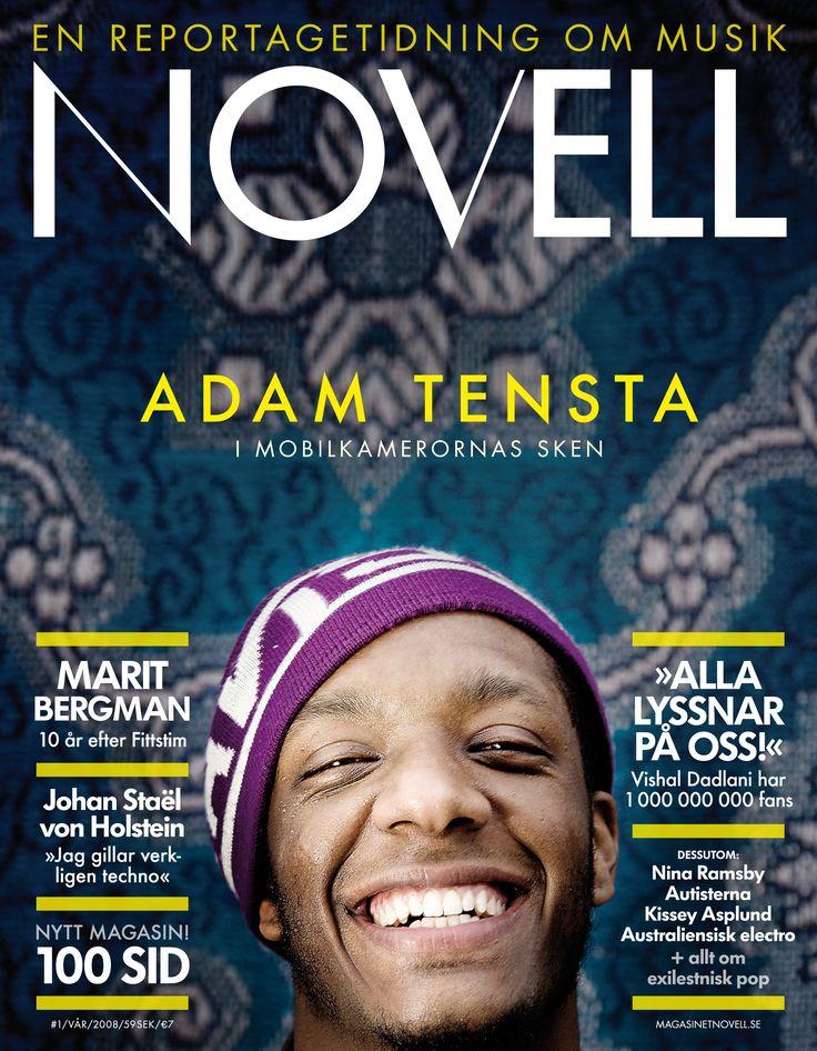magazine cover font