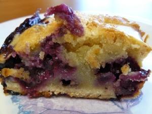 ... Blueberry Frangipane Cake | Blueberries, Blackberries and Cakes
