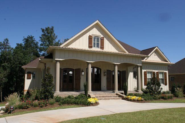 12 best charleston style house plans images on pinterest for Fairhope house plan