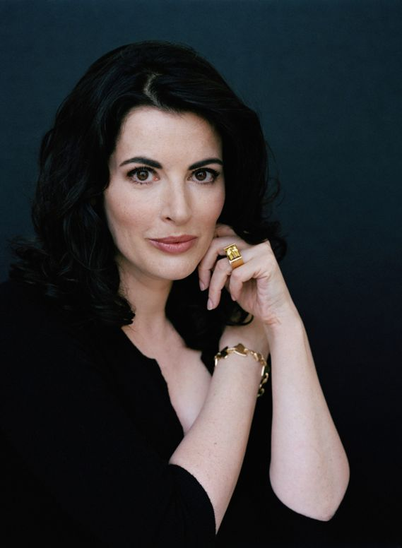Nigella Lawson, home cook, author and judge on The Taste