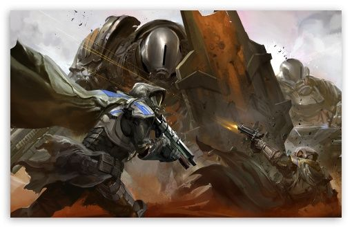 Destiny Battleground wallpaper
