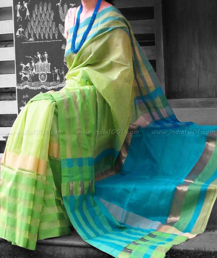 Indian Handloom Saris