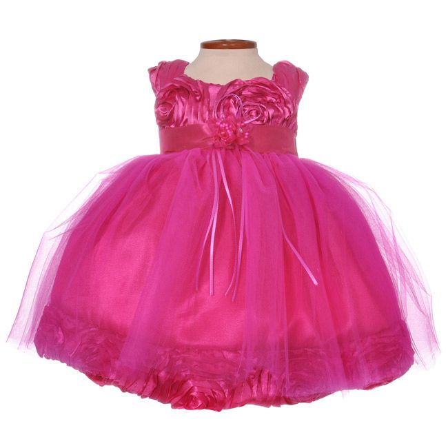15 best Fuchsia Baby Dresses images on Pinterest | Infant dresses ...