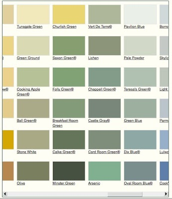 Love These Colours Farrow And Ball My Wishlist Pinterest Paint Painting