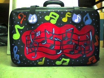 muziekkoffer voor in de kleuterklas