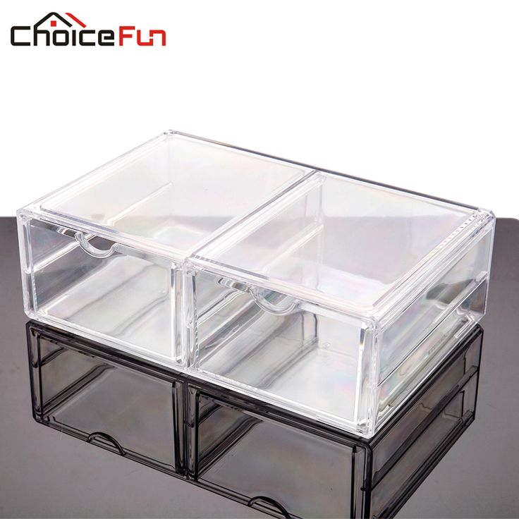 Best Acrylic Drawer Organizer Ideas On Pinterest Acrylic - Container store makeup organizer